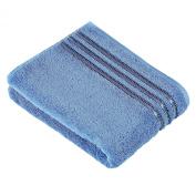 Vossen Cult de Luxe 1153280441 Bath Towel 100 x 150 cm Steel Blue