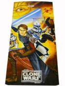 Star Wars Clone Wars Beach/Bath Towel
