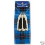 Instakilt Blue Tartan Kilt Towel
