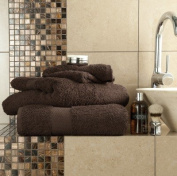 100% Egyptian Cotton Luxury Hand Towel Chocolate Top Quality Thick Absorbent 700gsm