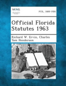 Official Florida Statutes 1963