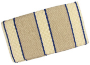 100% Cotton Traditional Terry Roller Towel - Blue Stripe
