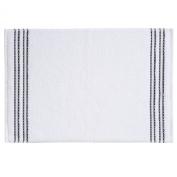 Vossen Cult de Luxe 1153250030 Guest Towel 30 x 50 cm White