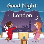 Good Night London [Board book]