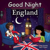 Good Night England [Board book]