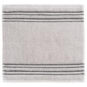 Vossen Cult de Luxe 1153240721 Facecloth / Flannel 30 x 30 cm Light Grey