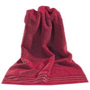 Vossen Cult de Luxe 1153260390 Hand Towel 50 x 100 cm Ruby