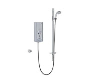 1.1643.005 Mira Advance ATL Flex 9.0kw Electric Shower in White & Chrome