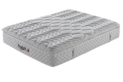 Hypnia Memory Foam Mattress with 5 Zone Target Support Pocket Spring Base, Single Size 0.9m x 1.8m3