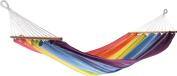 Jobek Miss Brasil 25375 Spreader Bar Hammock 100 % JobekCord Rainbow-Coloured
