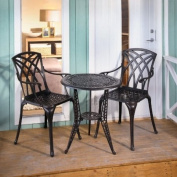 Ivy Bistro Table and 2 April Chairs Set