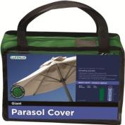 GARDMAN HDUTY GIANT PARASOL/UMBRELLA COVER/SHEET GARDEN