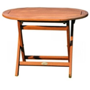 Lifestyle 505-319 Oval Wooden Occasional Table