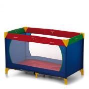 Hauck Dream N Play Travel Cot Multi coloured