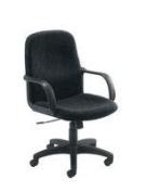 FF Jemini Manager Star Leg Chair Ch Arc