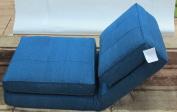Modern Simply . Sofa Bed, Games Chair Recliner Chair Denim Blue