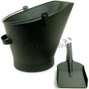 Inglenook Waterloo Bucket & Shovel - Black