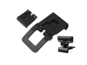 Smallwise Trading Ajustable Mount Holder Stand TV Clip for PS3 Move Eye Camera