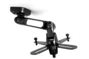 Vantage Point CGUPM12-B Universal Front Projector Mount - Black