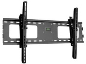 Bractek Black Adjustable Tilt/Tilting Wall Mount Bracket for Vizio 110cm inch HDTV Plasma/LCD TV
