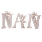 White Cherub Letters (Nan)