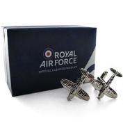 RAF Spitfire Cufflinks