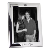 I Love You Photo Frame 7 x 5 Romantic Gift for Birthday Anniversary Wedding Christmas Valentines Day