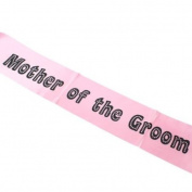 Miss Behave Mother of the Groom Sash , Gift
