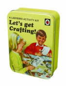 Wild and Wolf LAD029 Ladybird Activity Kit, Let's Get Crafting