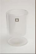 Frosted Cylinder Tealight Holder B1207025