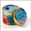 Bomb Cosmetics Scented Candle Tin, Natures Candy