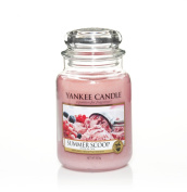 Yankee Candle Summer Scoop 650ml Large Jar - NEW For 2013!