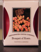 BOUQUET OF ROSES Votive Candles 56gm