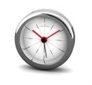 Oliver Hemming 58mm Desire Alarm Clock H58S2W