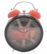 Disney Cars Black Jumbo Alarm Clock 30cm