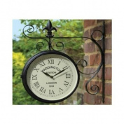 23cm Paddington Station Clock and wall bracket