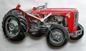 Massey Ferguson 35 Tractor Clock