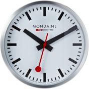 Mondaine Wall Clock 25cm - A990CLOCK16SBB [Kitchen Home]