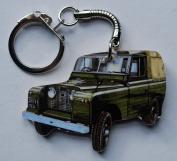 Land Rover Series 2 Keyring - WT5K