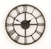 GARDMAN ROMAN NUMERAL WALL CLOCK 34CM HOME/GARDEN NEW