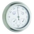 Nauticalia Stainless steel barometer