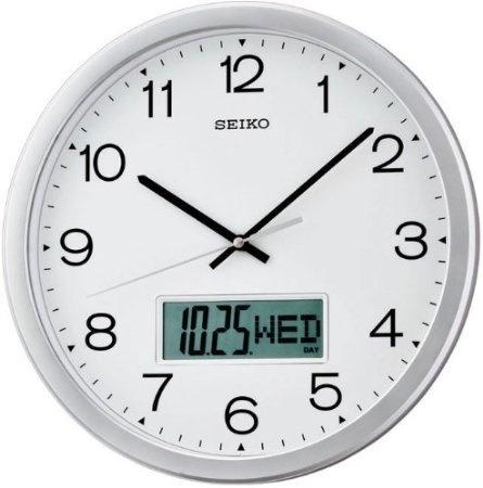 b7f500009e Seiko Wall Clock (QXL007S) by Seiko - Shop Online for Homeware in Singapore