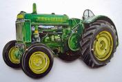 John Deere Tractor Key Rack - WT34s