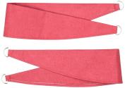 Dreams 'n' Drapes Norfolk Tiebacks, A Pair, Pink