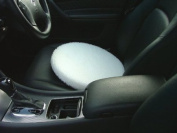 Swivel Seat. Make easy work of getting in and out of your car