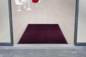 Joy Series Use & Wash Floor Mat - Aubergine - 60x90cm - 5 sizes available