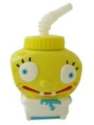 Nickelodeon's Spongebob Squarepants Character Themed Sipper Bottle