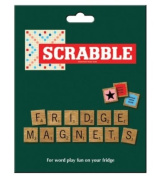 Scrabble Magnetic Fridge Magnets