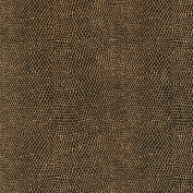 Caspari Entertaining with Caspari 1.5m Long Snake Continuous Wrapping Paper Roll, Brown/ Black