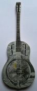 Resonator Guitar Fridge Magnet - G10